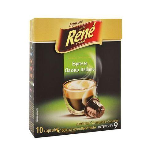 Rene Espresso Classico Italiano Nespresso 10 kapsułek