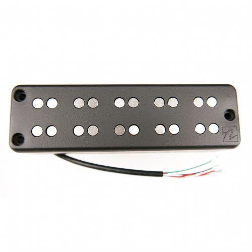 Nordstrand dual coil 5,soapbar humbucker series wiring - 5 strings, neck przetwornik do gitary