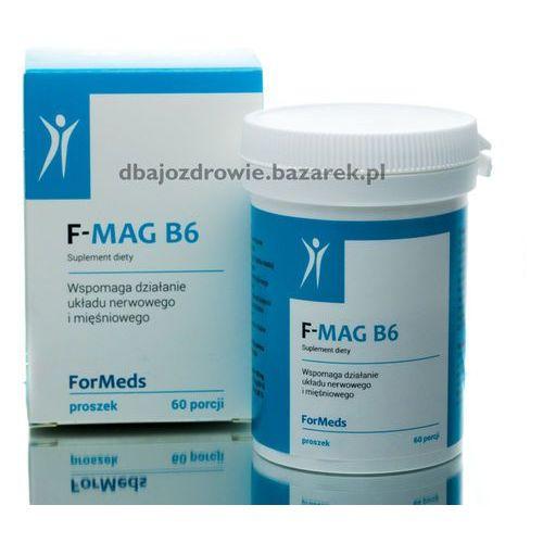 F-MAG B6, MAGNEZ + WITAMINA B6, SUPLEMENT W PROSZKU