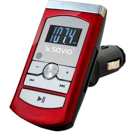 Elmak SAVIO TR08 Transmiter FM DARMOWA DOSTAWA DO 400 SALONÓW !! (5902768707045)