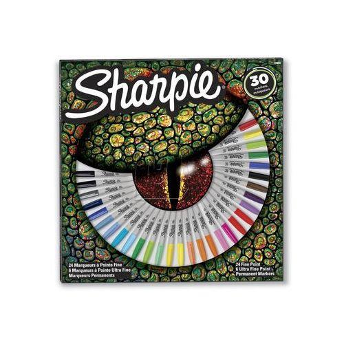 Markery Sharpie zestaw 30 kolorów 2061127, 49166