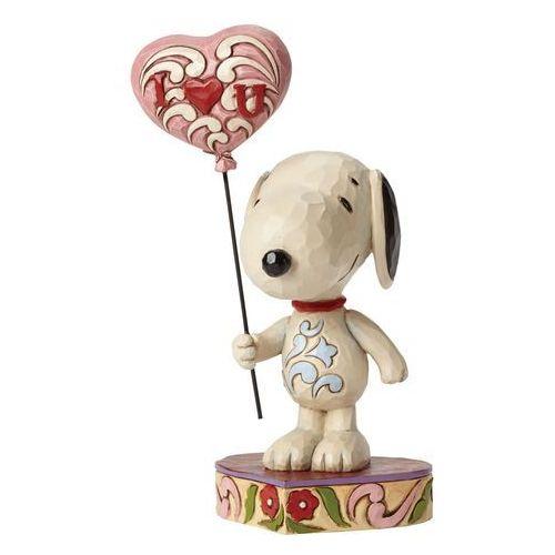 jestem Twoim sercem I Heart You Snoopy 4042378 Jim Shore figurka ozdoba świąteczna pokój dziecięcy