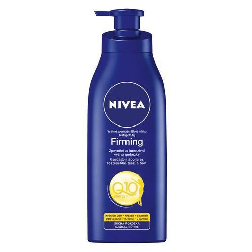 Nivea Q10 Energy+ Firming Body Lotion mleczko do ciała 400 ml dla kobiet (4005808705788)