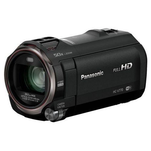 Panasonic HC-V770 - kamera cyfrowa