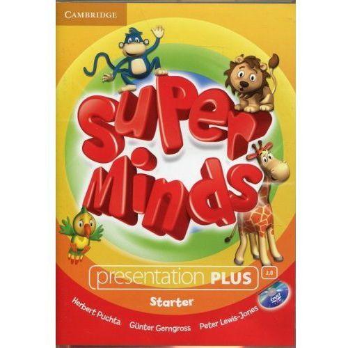 Super Minds Starter. Presentation Plus DVD-ROM (2014)