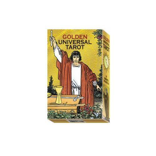 Pozłacany Tarot Uniwersalny - Golden Universal Tarot