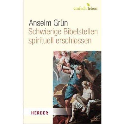Schwierige Bibelstellen - spirituell erschlossen (9783451005541)