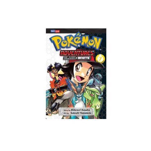 Pokemon Adventures: Black and White, Vol. 7, Kusaka, Hidenori