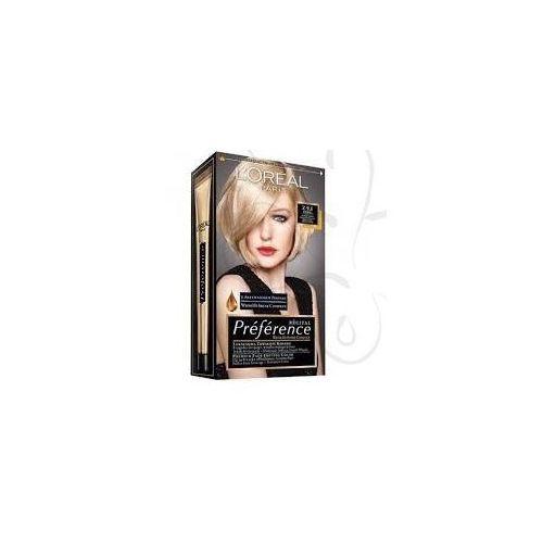 Recital Preference farba do włosów Z 9,1 Viking Bardzo Jasny Popielaty Blond, L'Oreal Paris