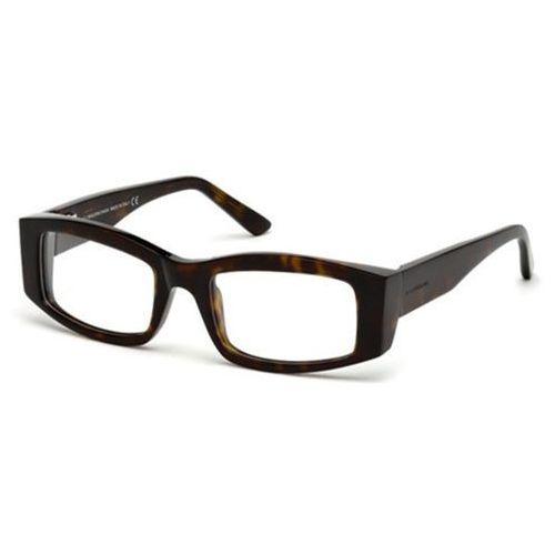 Balenciaga Okulary korekcyjne ba5084 052
