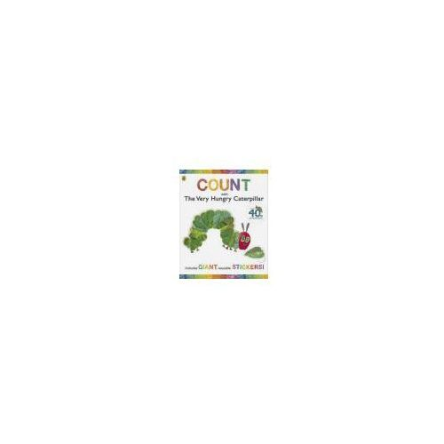 Count with the Very Hungry Caterpillar (Sticker Book) (9780141501963)