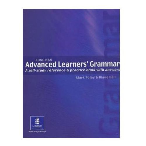 Longman Advanced Learners\' Grammar (9780582403833)
