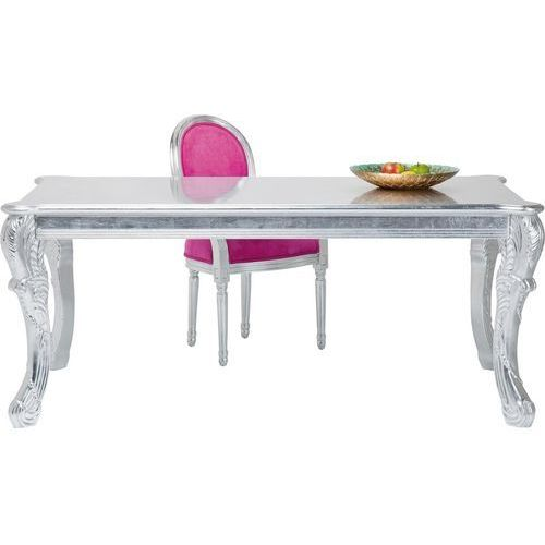 Kare design :: Stół Romantico Silver 180 x 95cm - czarny - produkt dostępny w 9design.pl