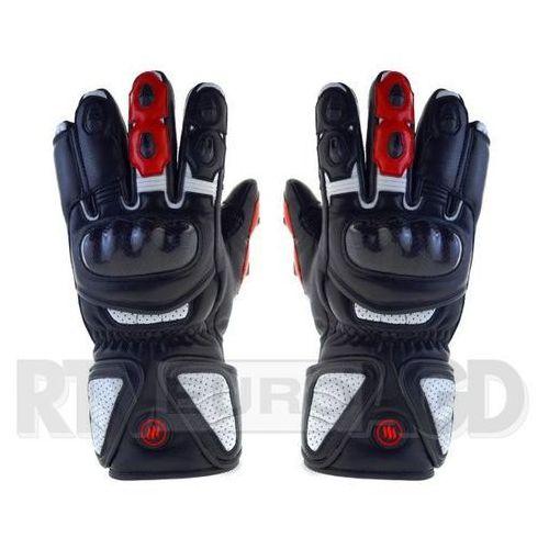 GLOVII GDBXL Ogrzewane rękawice motocyklowe XL (czarny) (5908246726546)