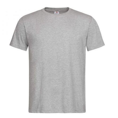classic st2000 męski t-shirt - grey, Stedman