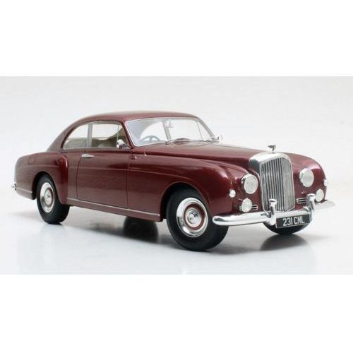 Cult scale Bentley s1 continental fastback mulliner 1955 (maroon)
