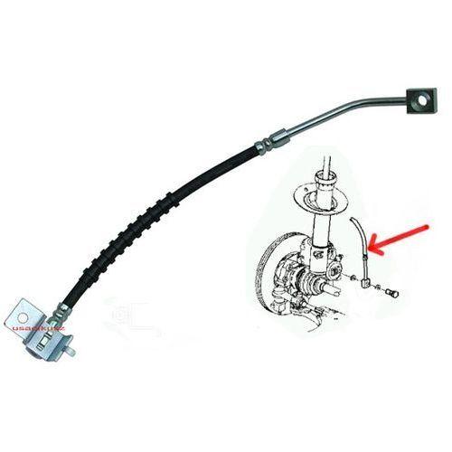 Przewód elastyczny przedniego zacisku hamulcowego PRAWY Chrysler PT Cruiser - oferta [c5934f1e2f992362]