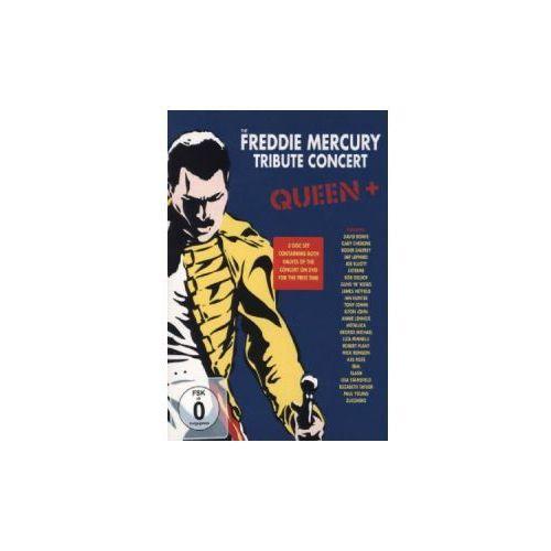 The freddie mercury tribute concert, 3 dvds marki Edel germany cd / dvd