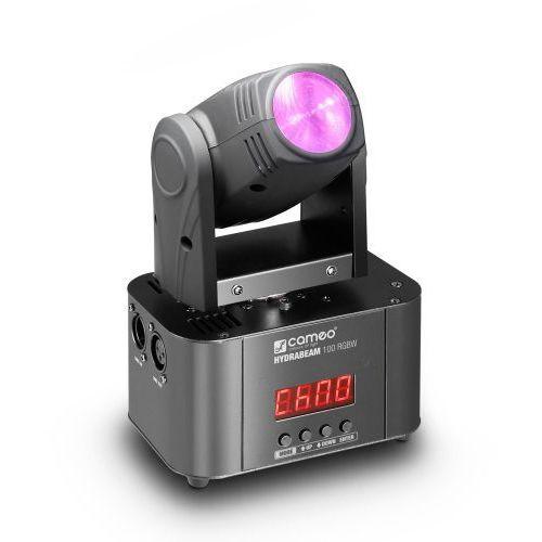 Cameo HYDRABEAM 100 RGBW-ruchoma głowa PAR z CREE RGBW Quad LED 10W