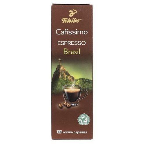 Kawa w kapsułkach cafissimo caffee espresso brasil 10 kapsułek marki Tchibo
