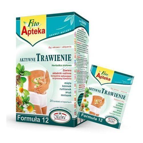 Herbaty malwa Malwa fito apteka herbata aktywne trawienie zioła