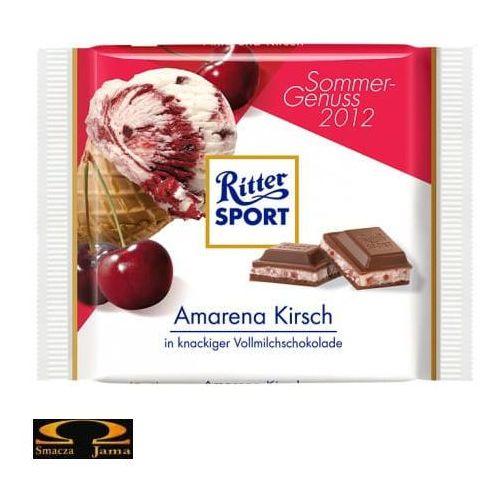 Ritter sport Czekolada amarena kirsch summer 2012
