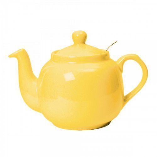 London Pottery Farmhouse Filter dzbanek do herbaty, z filtrem, 0,6 l, cytrynowy, LP-17272123 (10959963)