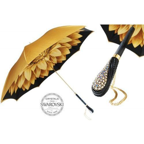 Pasotti parasol damski luxury gold dahlia