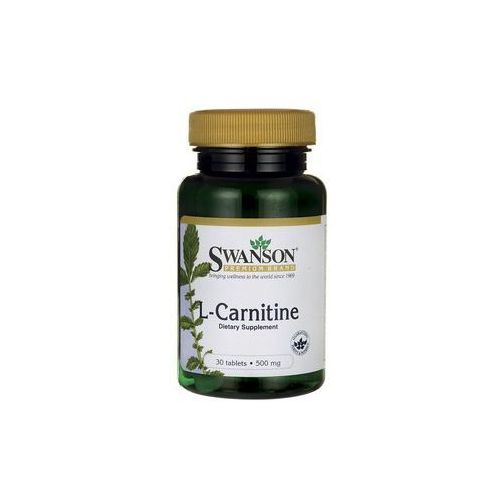 Tabletki L-karnityna 30 tabletek / 500mg