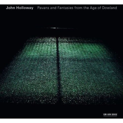 Universal music / ecm Pavans and fantasies from the age of dowland - john holloway (płyta cd)
