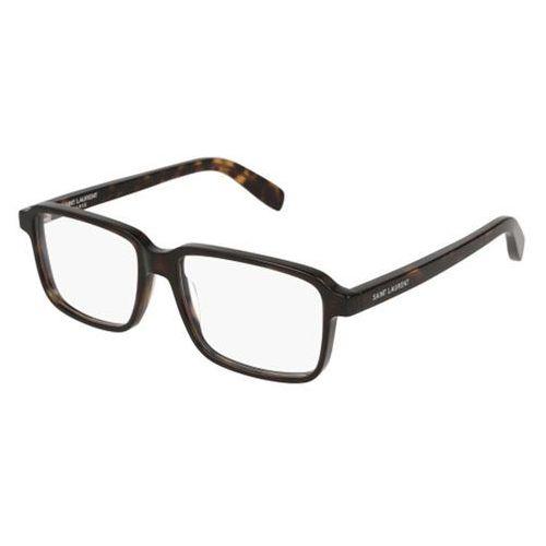 Okulary korekcyjne sl 190 002 marki Saint laurent