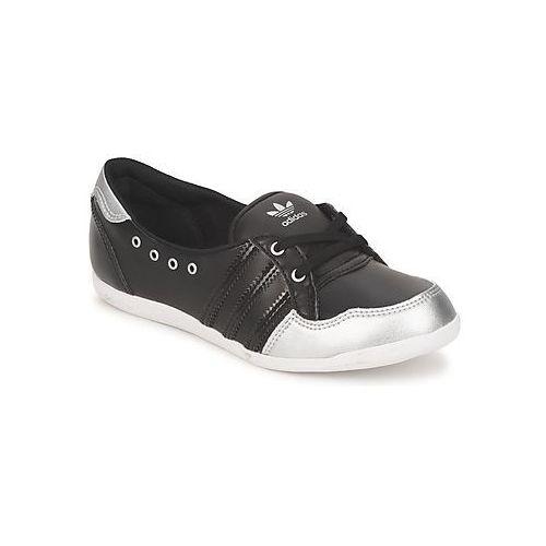 Baleriny Dziecko adidas FORUM SLIPPER ze sklepu Spartoo