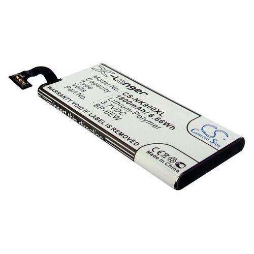 Nokia Lumia 900 / BP-6EW 1800mAh 6.66Wh Li-Polymer 3.7V (Cameron Sino) (4894128076117)