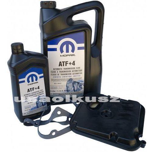 Filtr olej atf+4 skrzyni biegów 42rle dodge challenger 3,5 marki Mopar