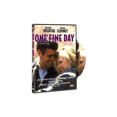 Szczęśliwy dzień (DVD) - Michael Hoffman DARMOWA DOSTAWA KIOSK RUCHU (5903570104220)
