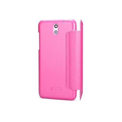 Etui sparkle htc desire 610 różowe - różowy marki Nillkin