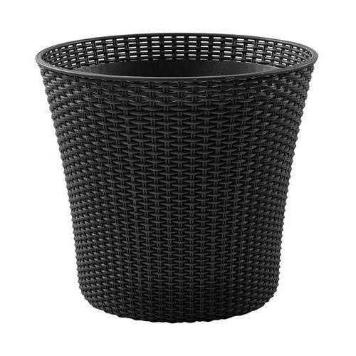 Doniczka conic planter 56,5 l antracyt + zamów z dostawą jutro! + darmowy transport! marki Keter
