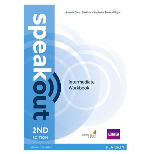 Speakout 2ed Intermediate Workbook without key-mamynastanie,wyślemyjuż.... (88 str.)