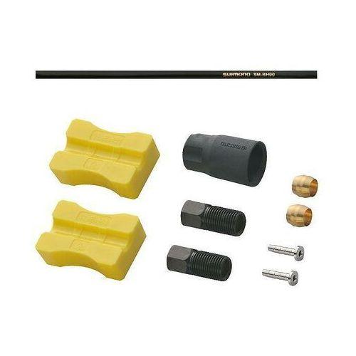Przewód hamulcowy hydrauliczny Shimano Deore SM-BH90-SS 1000 mm przód czarny