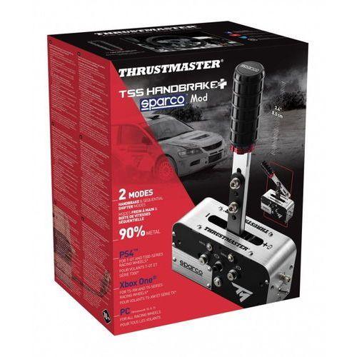 tss handbrake sparco mod+ marki Thrustmaster