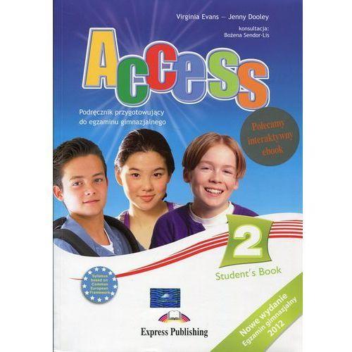 Access 2 (SB+ieBook) EXPRESS PUBLISHING - Praca zbiorowa, oprawa miękka