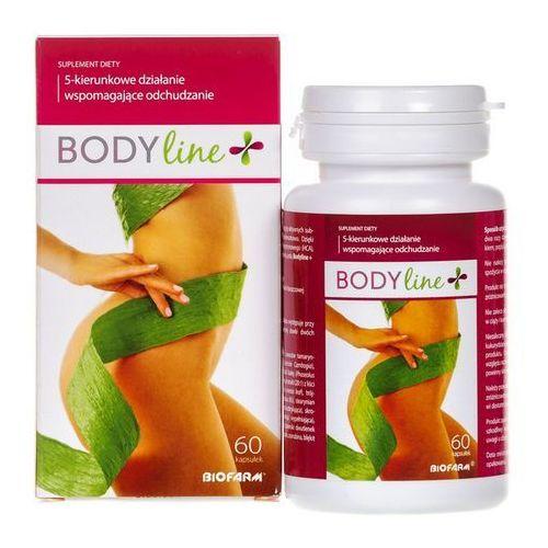 Body line kaps.x 60 ( data waznosci 2014.02.28 ) - kapsułki Tabletkina odchudzanie