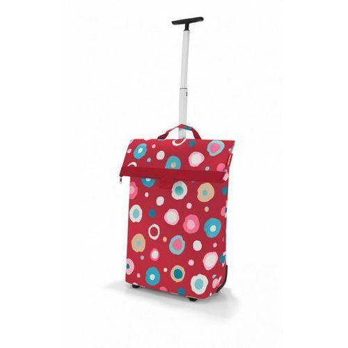 Reisenthel TROLLEY M Wózek na Zakupy - Funky Dots 2 (wózek na zakupy)