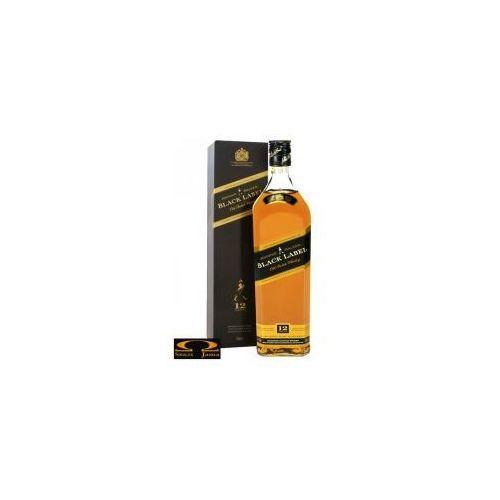 Whisky black label 1l marki Johnnie walker