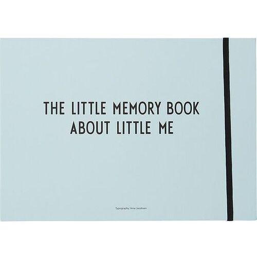 Album pamiątkowy the little memory niebieski