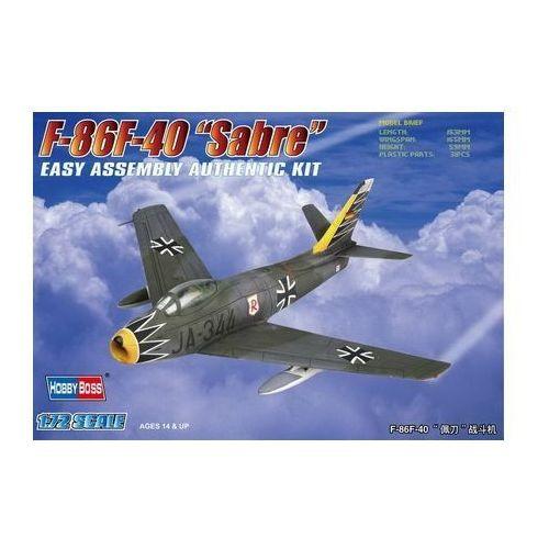 HOBBY BOSS F-86F-40 Sabr e - Hobby Boss, MHB-80259 (154313)
