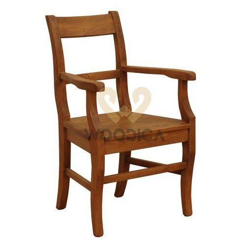 Woodica Fotel hacienda p [prosty], kategoria: fotele