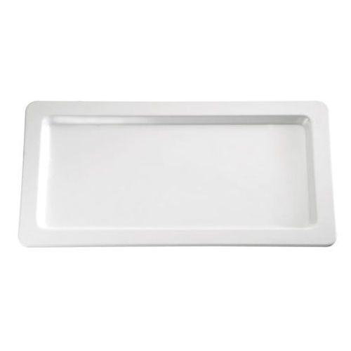 Aps Półmisek prostokątny z melaminy gn 1/2 325x265 mm, biały | , apart