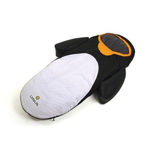 Łóżeczko turystyczne ze śpiworem Pingwin LittleLife L12870 - produkt dostępny w tublu.pl