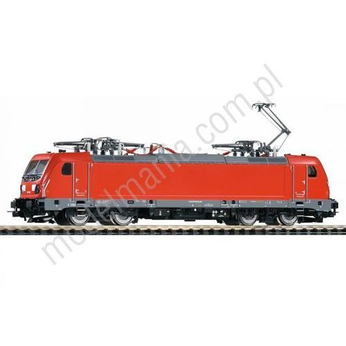 Lokomotywa elektryczna H0 Piko H0 51560, Interfejs Analog DC, Rozstaw osi: 217 mm